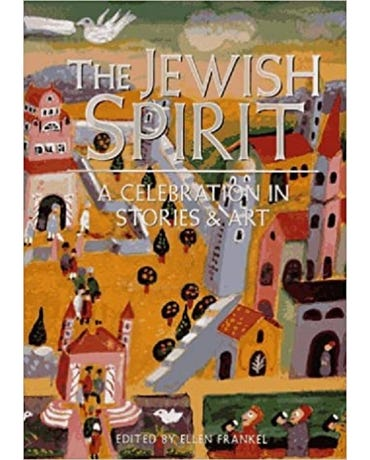 The Jewish Spirit: A Celebration In Stories And Art'