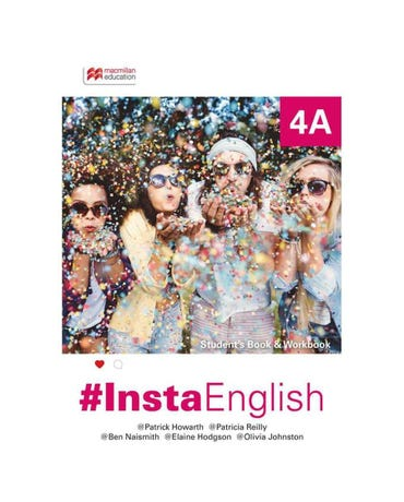Nsta English 4A - Student's Book And Workbook