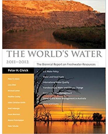 The World's Water 2002 - 2003: The Biennial Report On Freshwater Resources - Mf