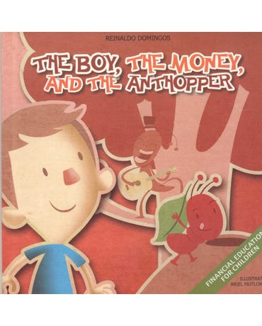 The Boy, The Money And The Anthopper Pack - Volume 3