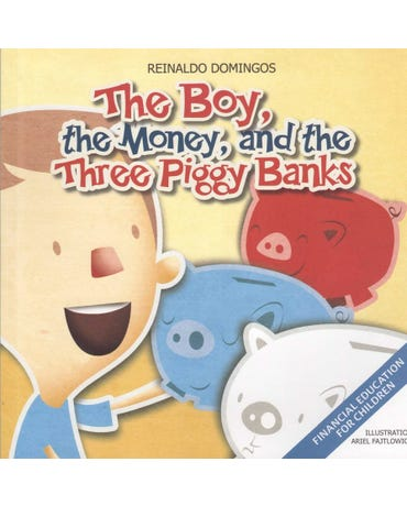 The Boy, The Money And The Three Piggy Banks Pack - Volume 2