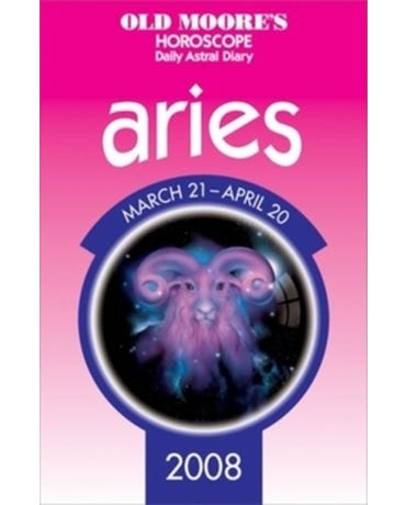 Old Moore's Horoscope And Daily Astral Diaries: Aries