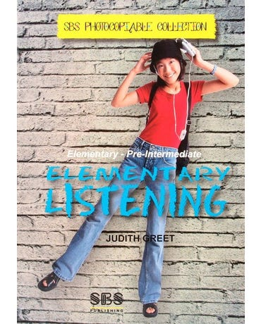 Elementary Listening Elementary Pre-Intermediate With Audio Cds