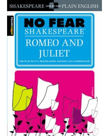 Romeo And Juliet Shakespeare - No Fear Shakespeare