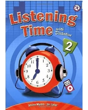 Listening Time 2 - Student Book With MP3 Audio CD