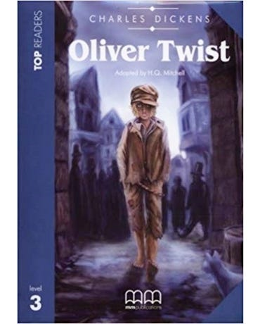 Oliver Twist - Top Readers - Level 3 - Student's Book