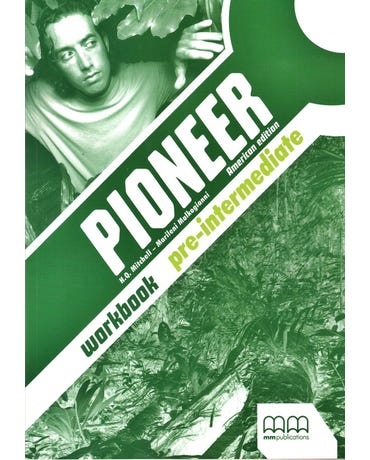 Pioneer American Edition Pre-Intermediate - Workbook