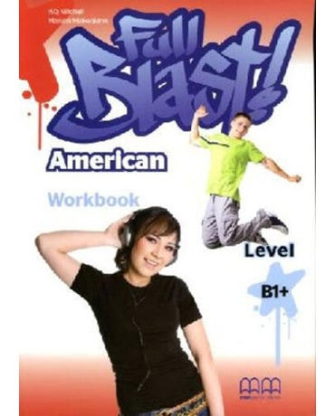 Full Blast! American Edition B1+ Workbook