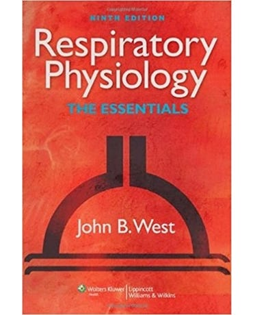Respiratory Physiology - The Essentials - 9Th Edition