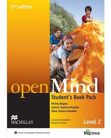 Openmind 2 - Student's Book Pack - Second Edition