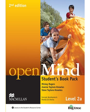 Openmind 2A - Student's Book Pack - Second Edition