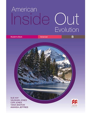 American Inside Out Evolution Advanced B- Students Book And Workbook With Key