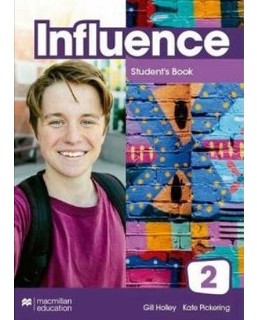 Influence 2 - Studentïs Book With App And Workbook