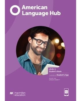 American Language Hub 5 - Digital Student`s Book & App With Workbook