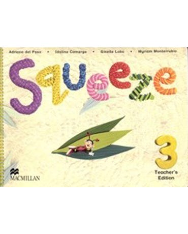 Squeeze 3 - Teacher's Edition (In English)