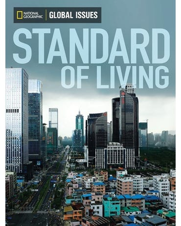 Standard Of Living - Global Issues - On Level