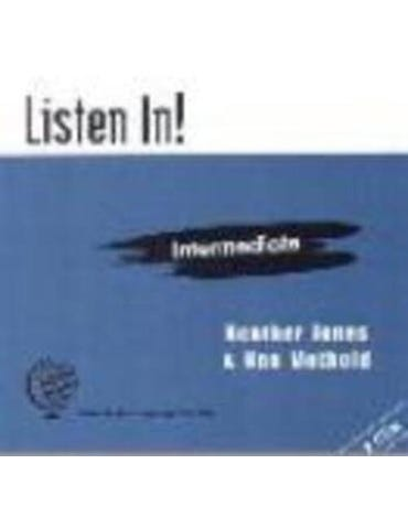 Listen In! Interm.- CD (Pack Of 2)