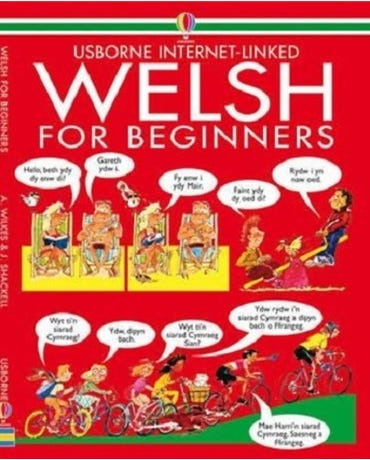 Welsh For Beginners - Book With Audio CD