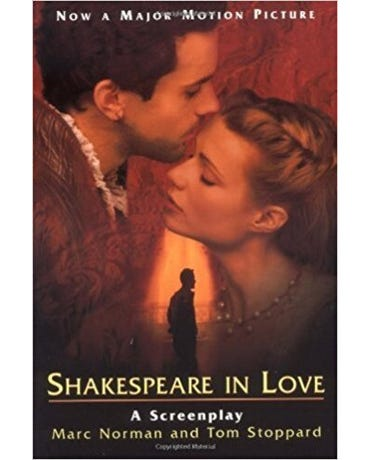 Shakespeare In Love - A Screenplay