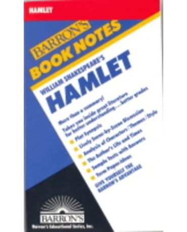 Hamlet - Barron's Book Notes