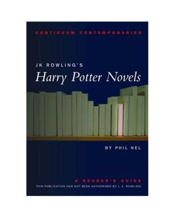 Jk Rowling's Harry Potter Novels - Continuum Contemporaries