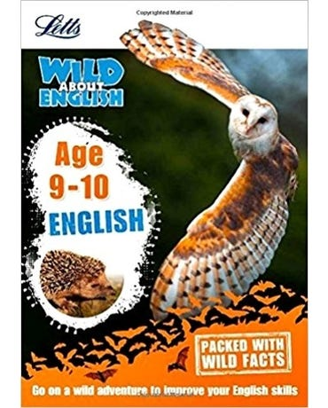 Wild About - English - Age 9-10