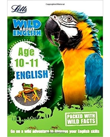 Wild About - English - Age 10-11