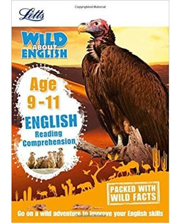 Wild About - English Reading Comprehension - Age 9-11