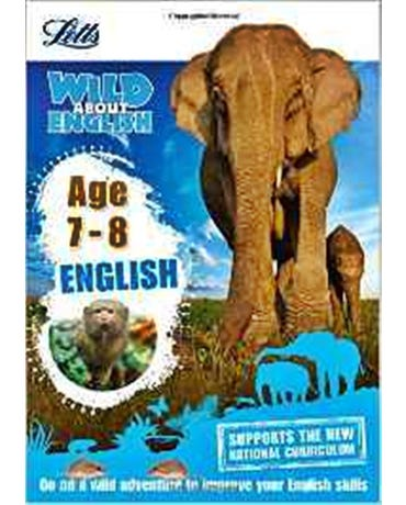 Wild About - English - Age 7-8