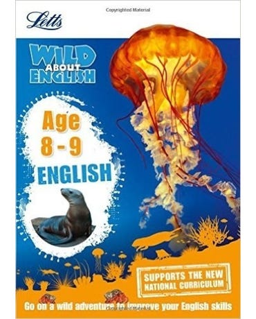 Wild About - English - Age 8-9