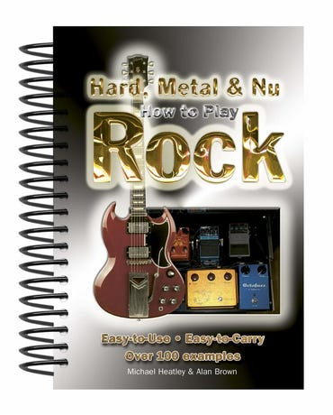 How To Play Hard, Metal And Nu Rock - Easy-To-use, Easy-To-carry - Over 100 Examples