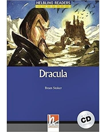 Dracula - Helbling Readers Classics - Blue Series - Level 4 - Book With Audio CD