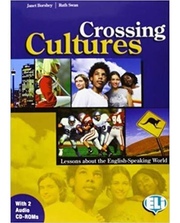 Crossing Cultures - Book With CD And CD-ROM