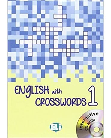 English With Crosswords 1 - Book With Interactive CD-ROM