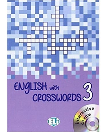English With Crosswords 3 - Book With Interactive CD-ROM