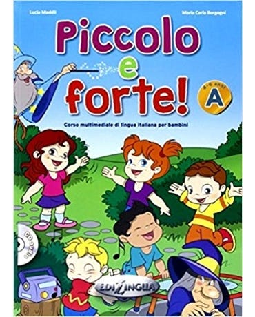 Piccolo E Forte! A - Libro Con CD Audio