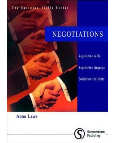 The Business Skills Series - Negotiations
