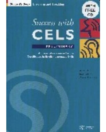 Success With Cels Preliminary - Student's Book A - Listening And Speaking