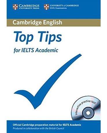 Top Tips For Ielts Academic - C1 - Book With CD-ROM