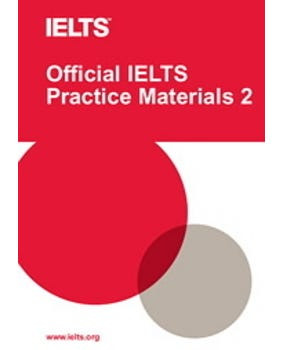 Official Ielts Practice Materials 2 - With DVD